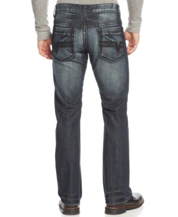 b46b10eb64d82 I.n.c. Men s Modern Bootcut Jeans