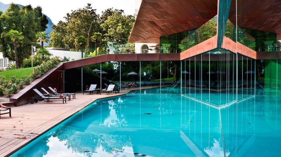 Resultado de imagen de lido palace pool Edificios y Italia
