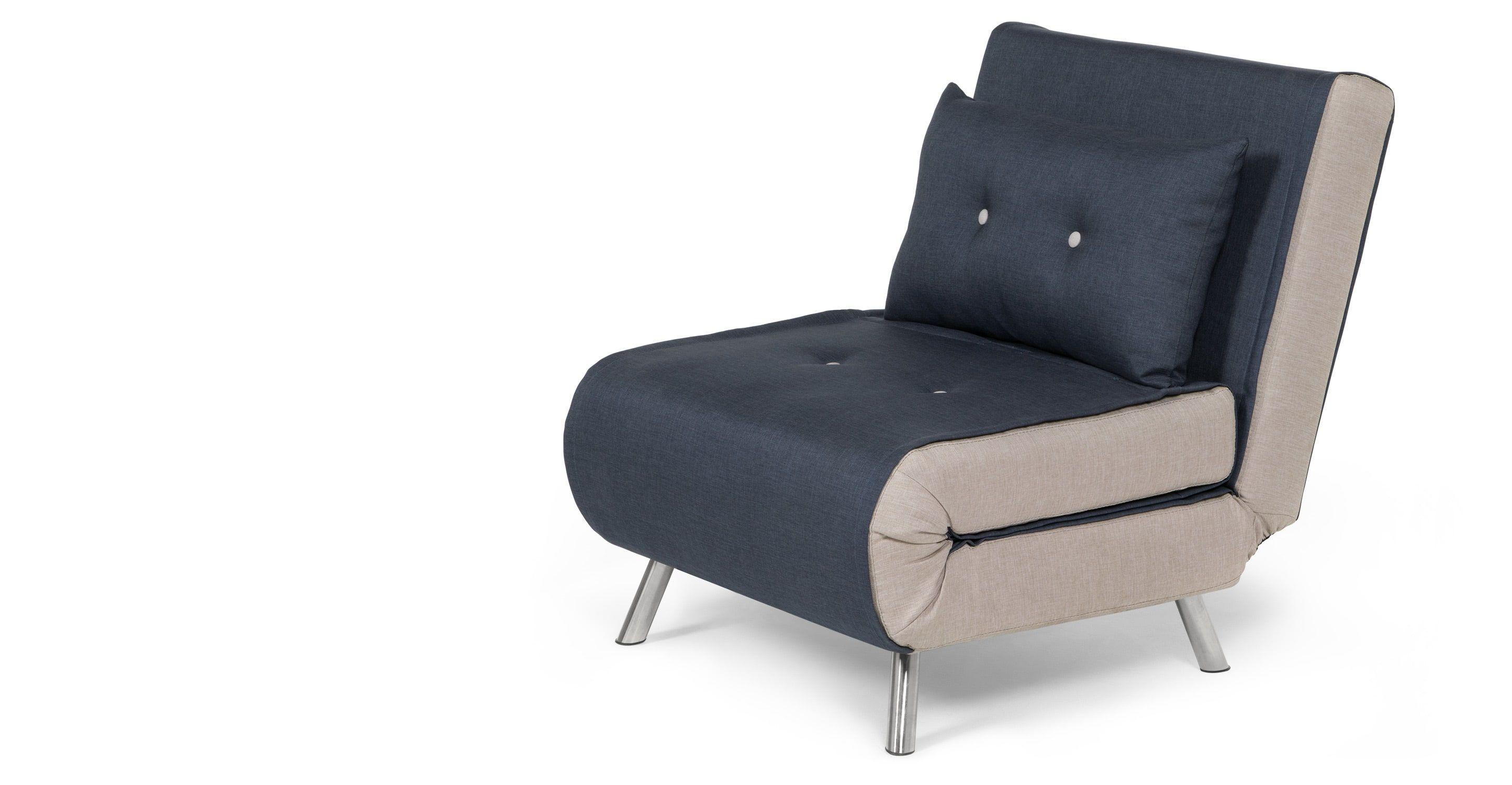 abc sofa bed pearson cover haru canapé convertible une place bleu quartz home