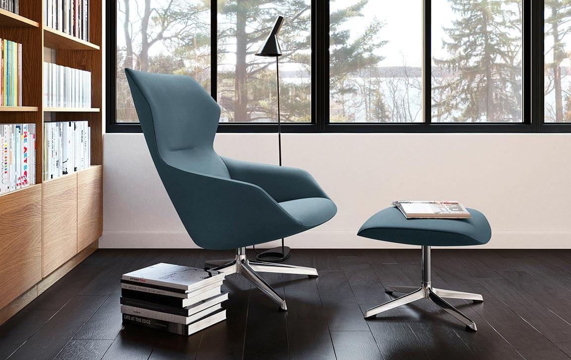 Brunner Ray Lounge | LOUNGE. | Pinterest