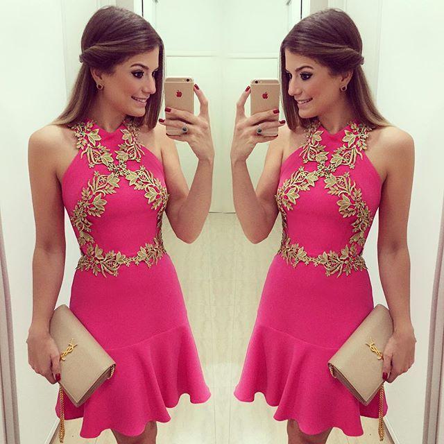 5ba110c8944  Pink  Dress  bambola siteoficial A marca agora está com site para venda no  varejo viu meninas  Quem sempre babava nos meus looks Bambola