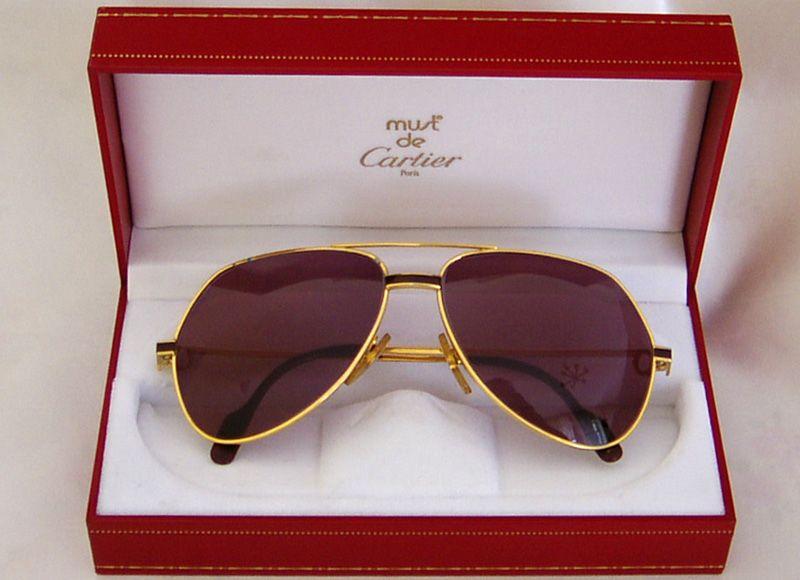 a30d66b964 Cartier sunglasses. Hmmmm....