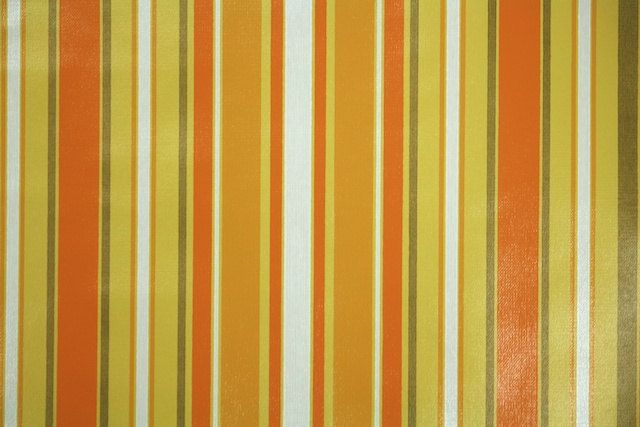 Retro Wallpaper By The Yard 60s Vintage Wallpaper 1960s