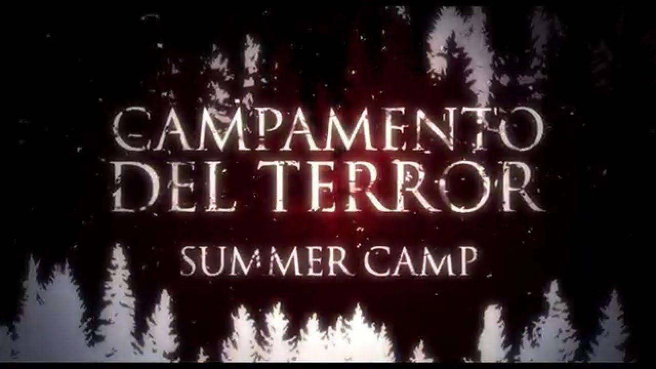 CAMPAMENTO DEL TERROR Trailer