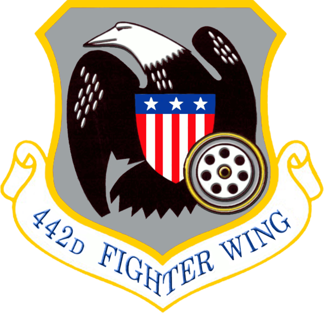 442nd Fighter Wing United states air force, Fighter