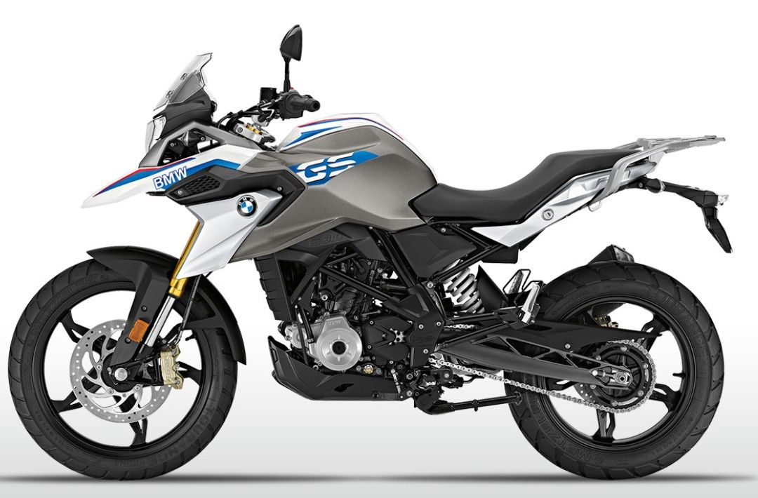 BMW G 310GS (cheapest BMW) in 2020 Bmw street bike, Bike