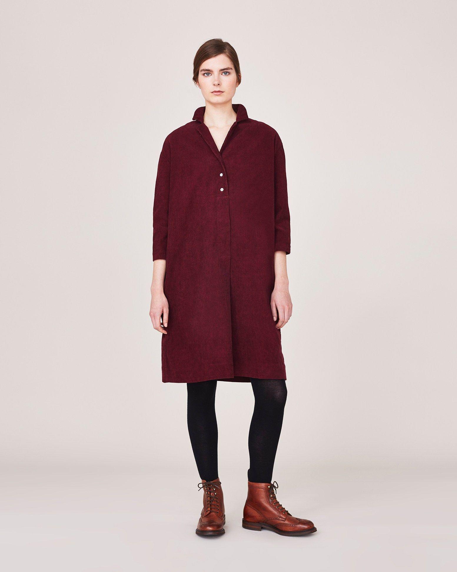 fcccaa83f6 Women s Berry Elvire Shirt Dress