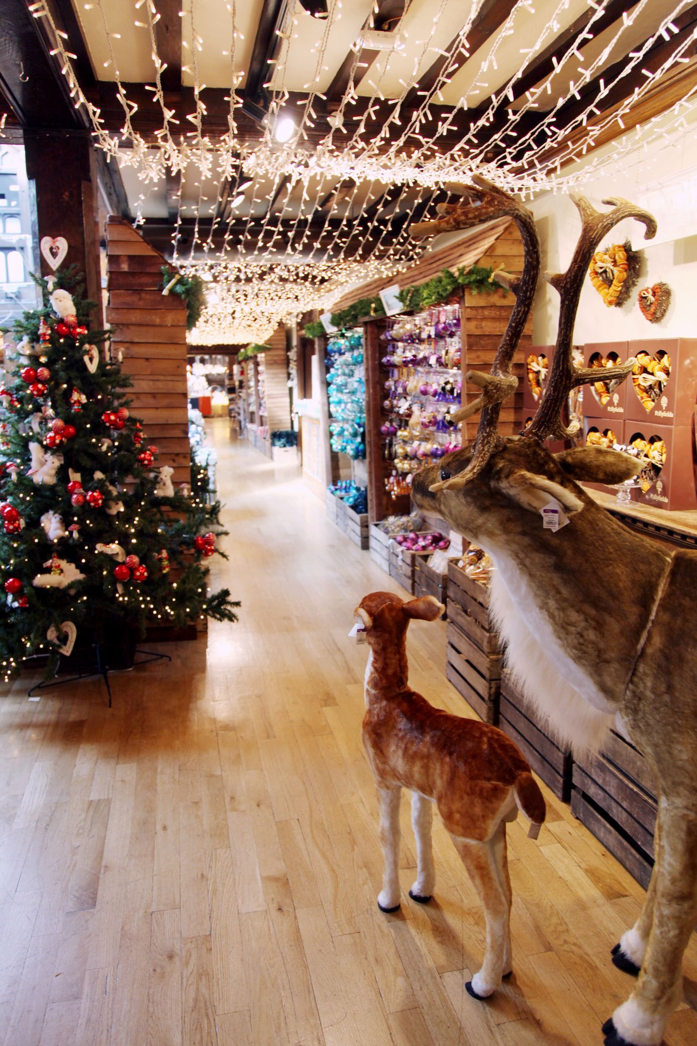Have you taken your little one to our Christmas shop yet