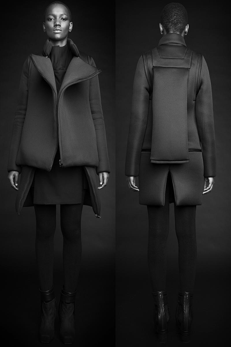 Rad by Rad Hourani Unisex Clothing Collection advise