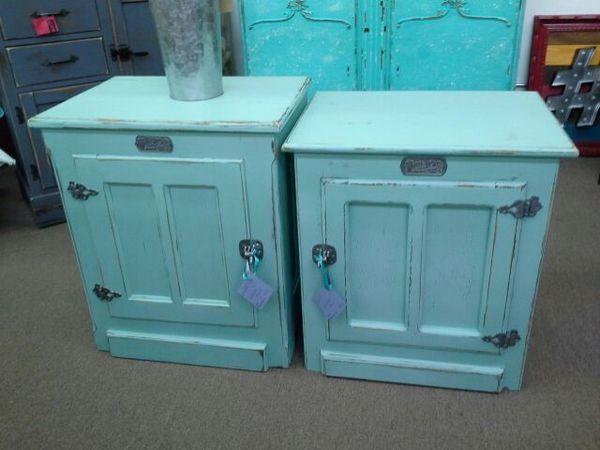 Choice Painted Ice Box Style Cabinets For Sale In Mesa Az Cabinet Styles End Table Makeover Cabinets For Sale