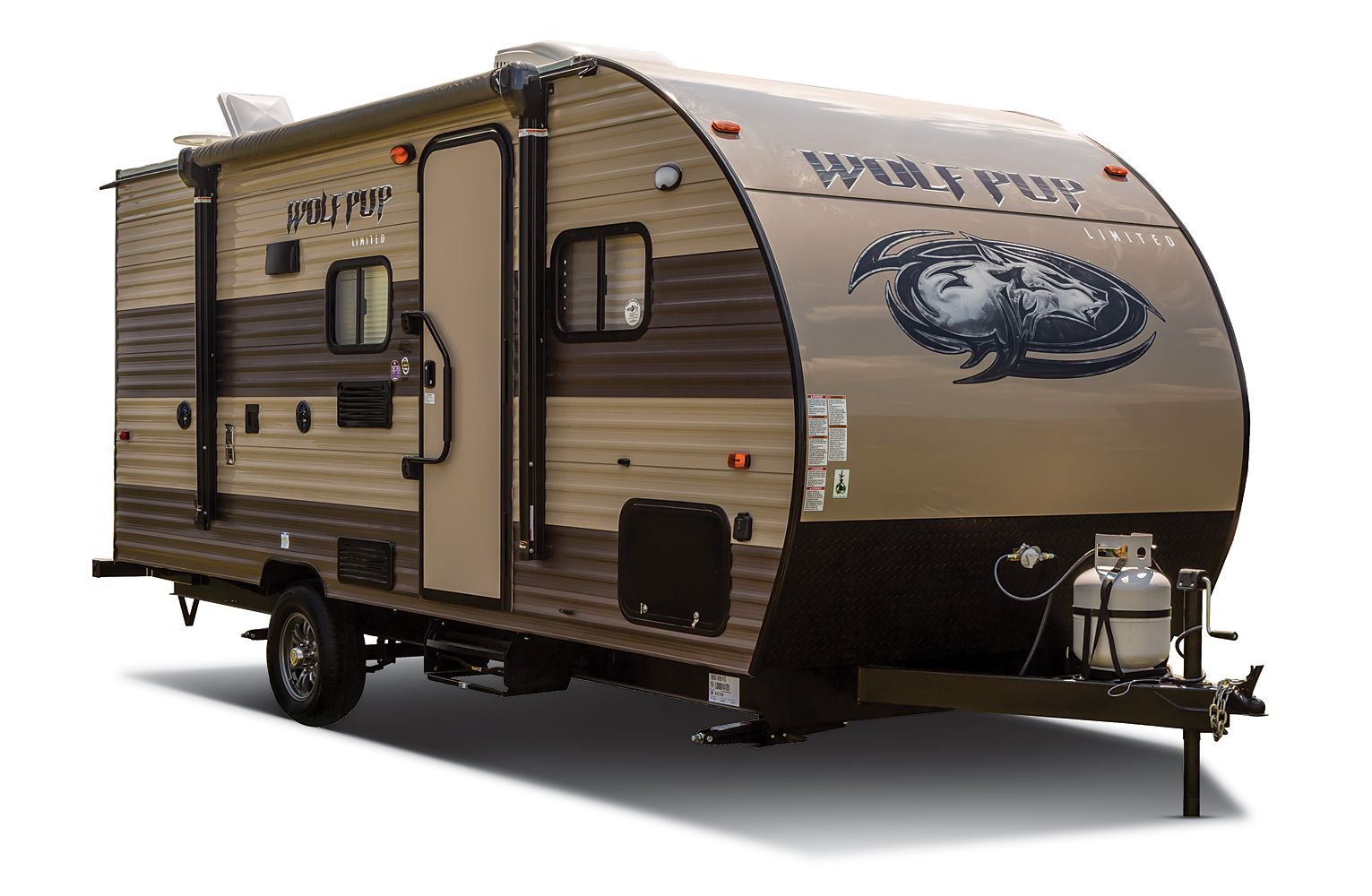Cherokee Wolf Pup Travel Trailers By Forest River Rv Wolf Pup