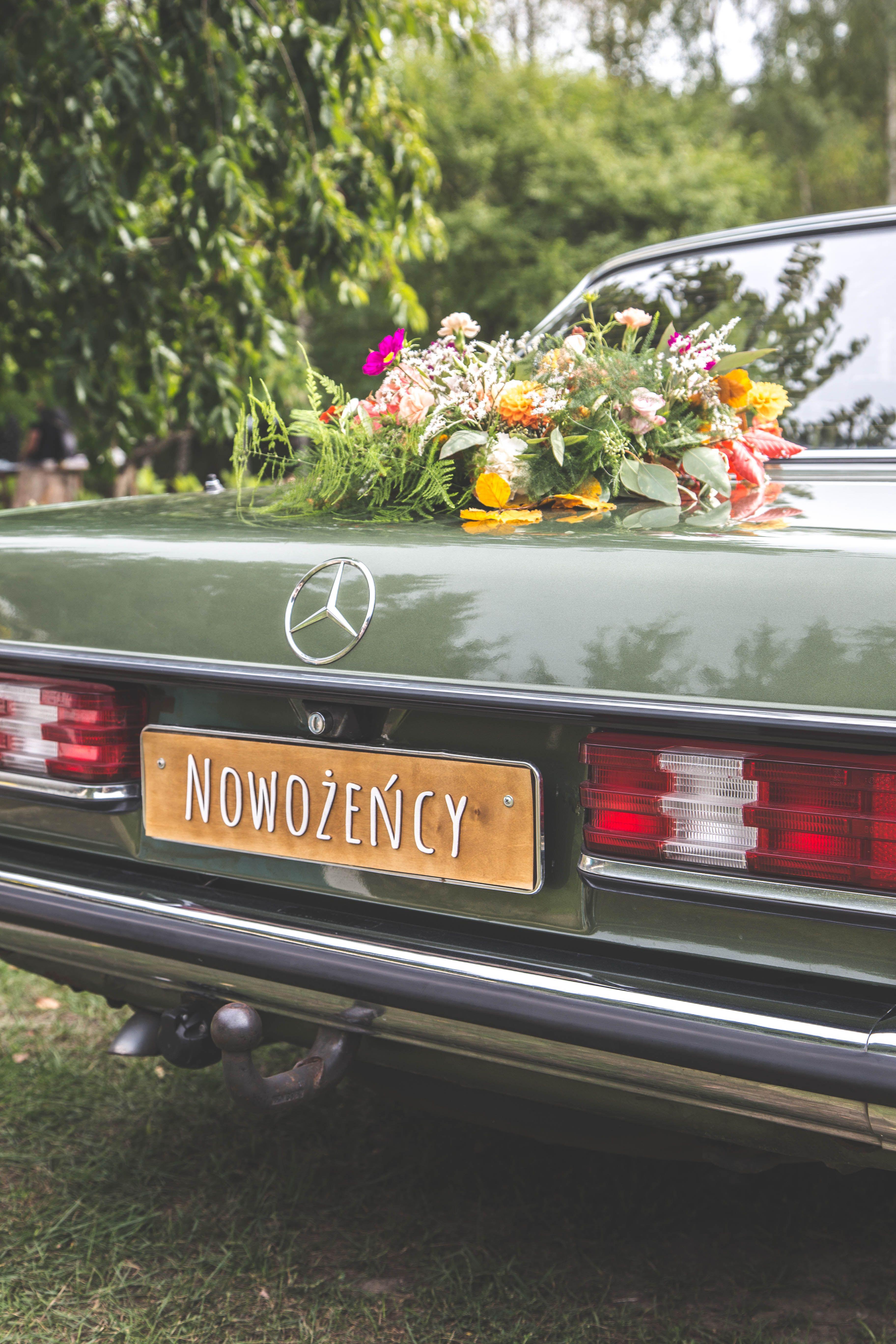 Tablice Rejestracyjne Wedding