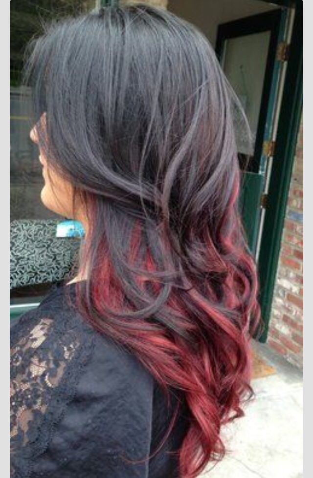 I Want To Do This Future Hair Pinterest Hair Coloring Hair