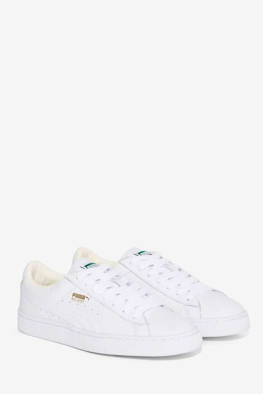 Y Zapatos Tenis Puma SneakersShoes Leather Basket Classic Sneaker 0X8nPwONk