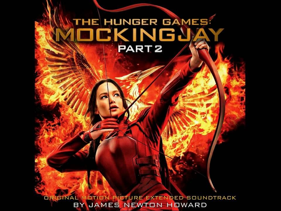 """20 The Holo (From """"Mockingjay Part 2 Extended Score"""