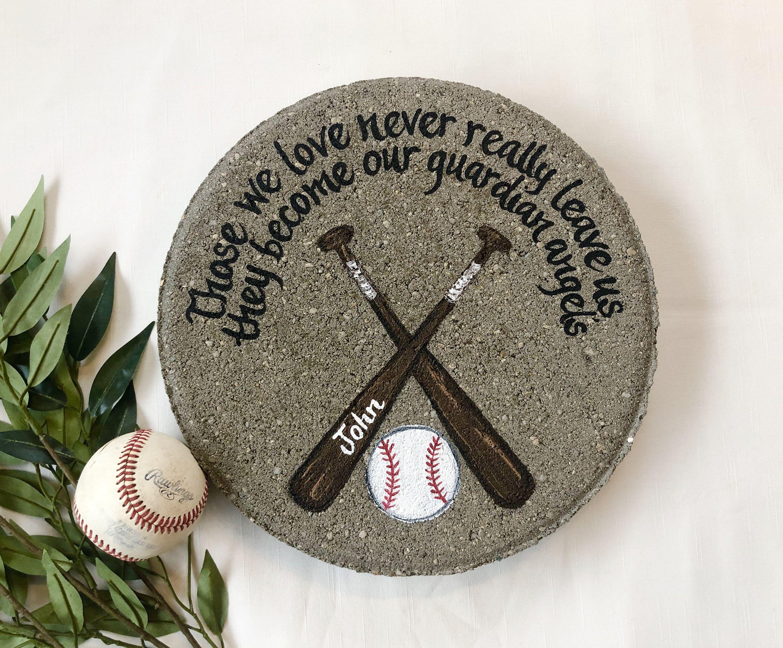 Baseball Memorial Gift, Bereavement Gifts, Memorial Gift ...  |Baseball Sympathy Gifts