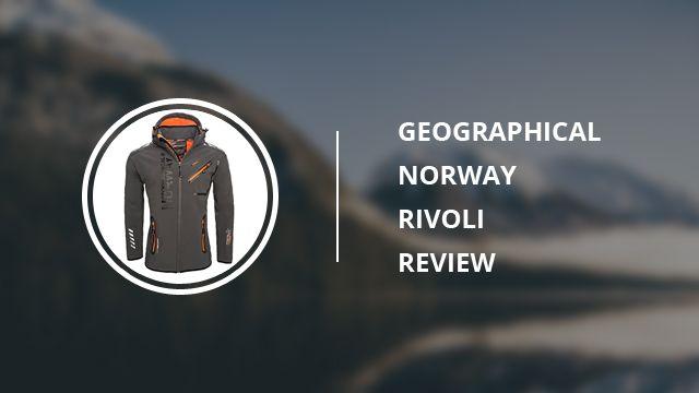 Geographical Norway Herren Jacke Rivoli Men