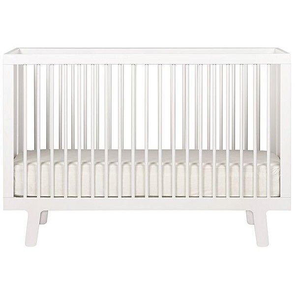 Sparrow Cot (74 MAD) ❤ liked on Polyvore featuring home, children's room, children's furniture and nursery furniture