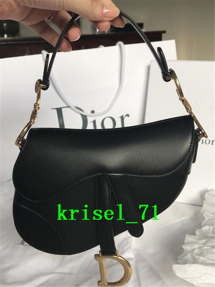 9acd83c69ba4 100% AUTHENTIC DIOR SADDLE SMALL BLACK CALF BAG  fashion  clothing  shoes   accessories  womensbagshandbags (ebay link)