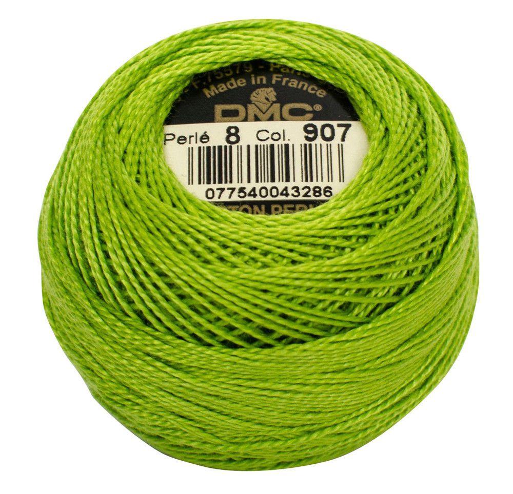DMC Perle Cotton Thread No.8 10g Ball 80m #782 DARK TOPAZ 10g