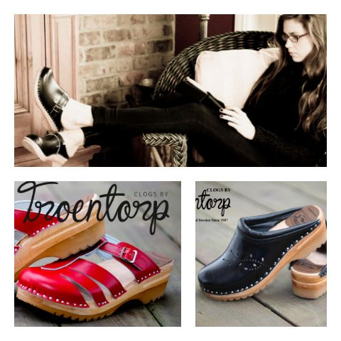 Troentorp Swedish Clogs