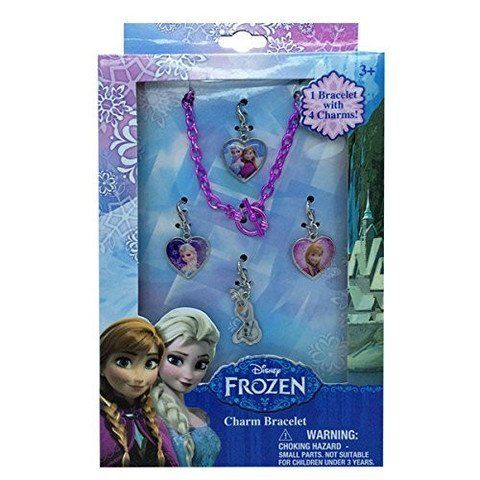 Disney Frozen Jewelry Accessories Set with 7'' Tiffany Style Necklace >>> You can get more details by clicking on the image.