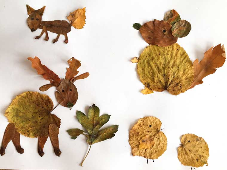 Quatang Gallery- Knutselen Herfst 22 Super Leuke Vrolijke Herfstknutsels Lady Lemonade In 2020 Herfstbladeren Herfst Knutselen Knutselen