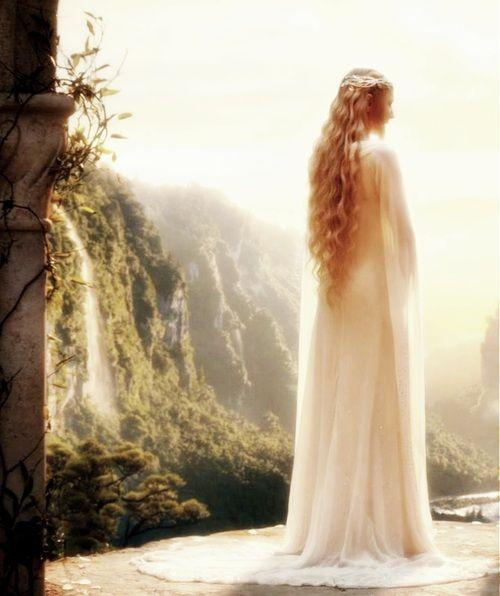 Galadriel | Like a ... Princess ♥ | Pinterest | Herr der Ringe ...