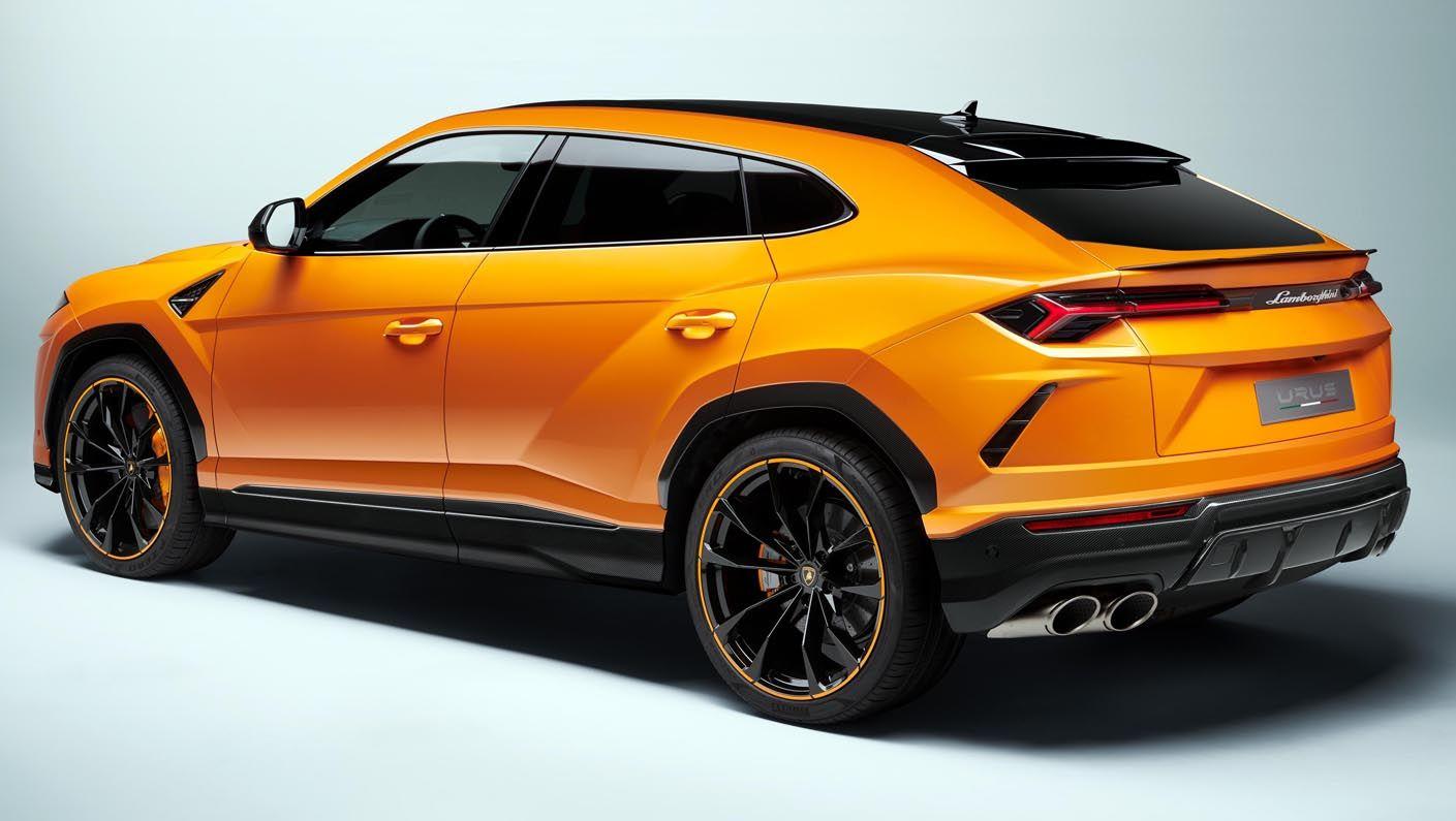 لامبورغيني أوروس بيرل كابسول 2021 مغامرة الألوان للكروس أوفر السوبر رياضية موقع ويلز Lamborghini Super Cars Black Rims