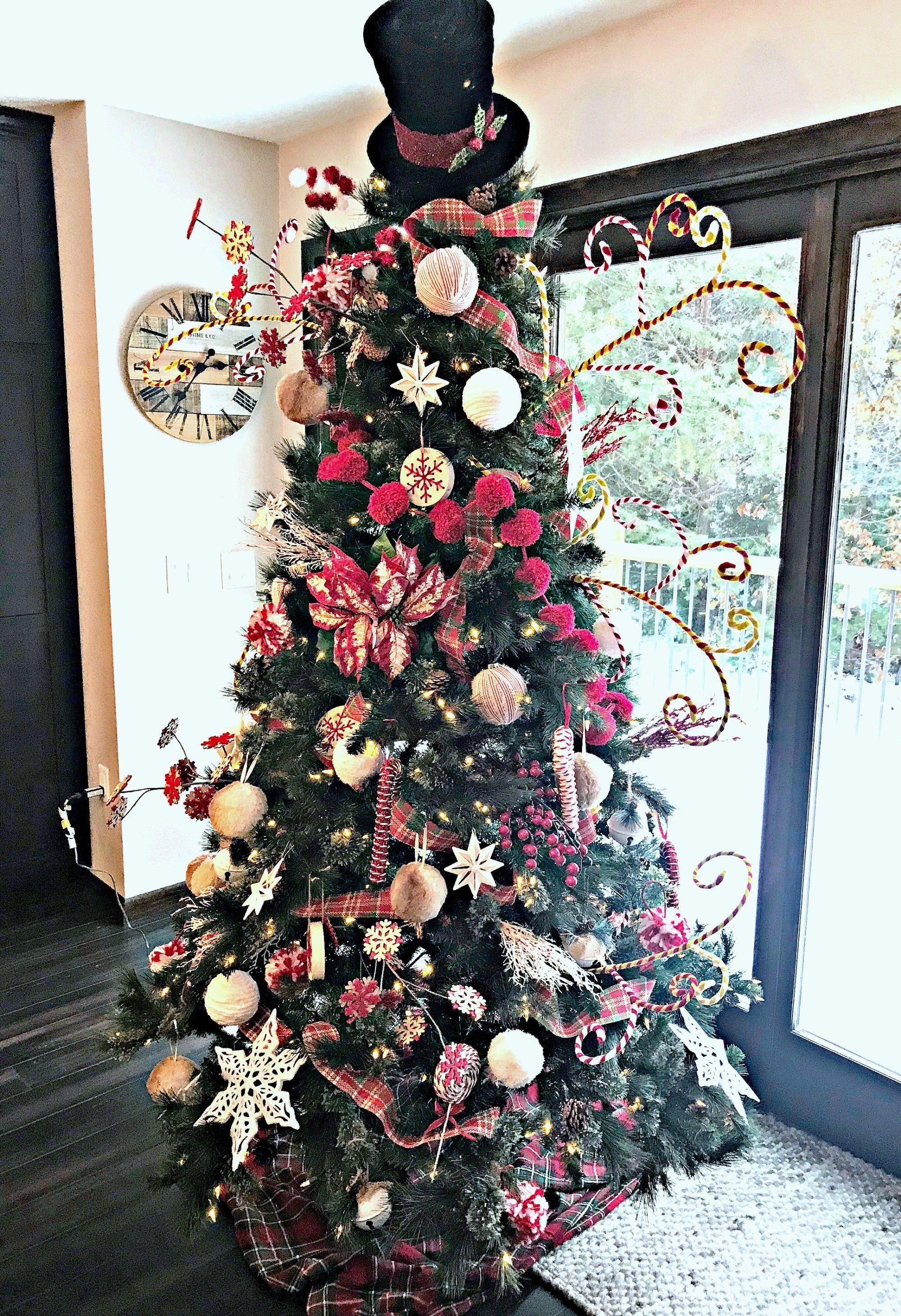 Christmas Home Tour Christmas Crafts & Decor