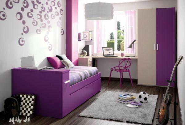 Jugendzimmermöbel Unterschiedliche Vorlieben