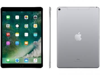 Ipad Pro Apple 4g 256gb Cinza Espacial Tela 10 5 Retina Proc Chip A10x Cam 12mp Frontal Ios 11 Ipad Pro Apple Ipad Ipad Pro