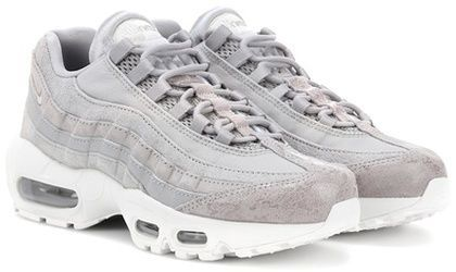 11796c9f6e4 Nike Air Max 95 suede sneakers  http   shopstyle.it l
