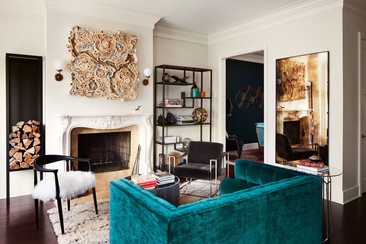 fashionable new york style collides with traditional