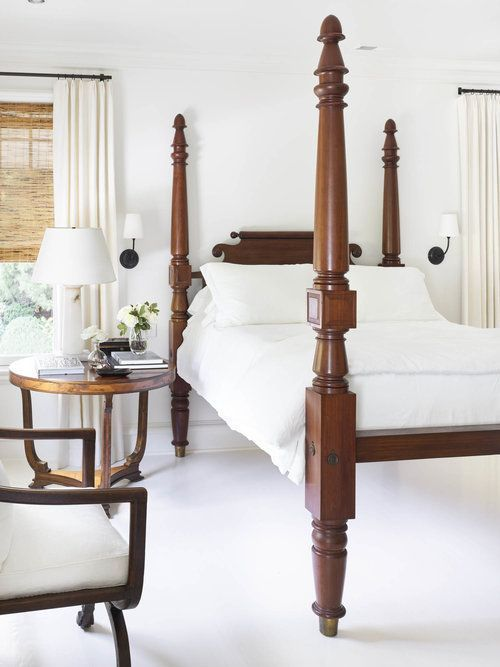 Best All White Bedroom With Classic Furniture Silhouettes 400 x 300