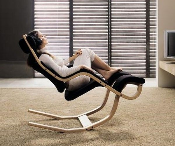 Varier Furniture Gravity Balans Chair Ergonomic Office Chair Rocking Chair Luxury Chairs