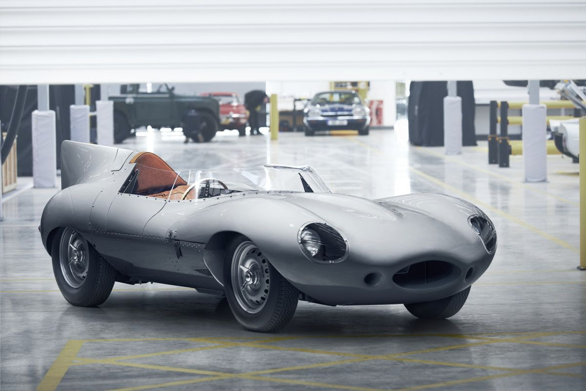 Jaguar Is Re Starting D Type Racing Car Production Cars And Dream Cars