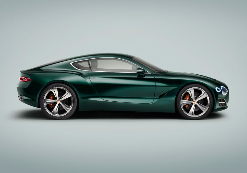 bentley EXP 10 speed 6 envisions future of luxury and performance - 3