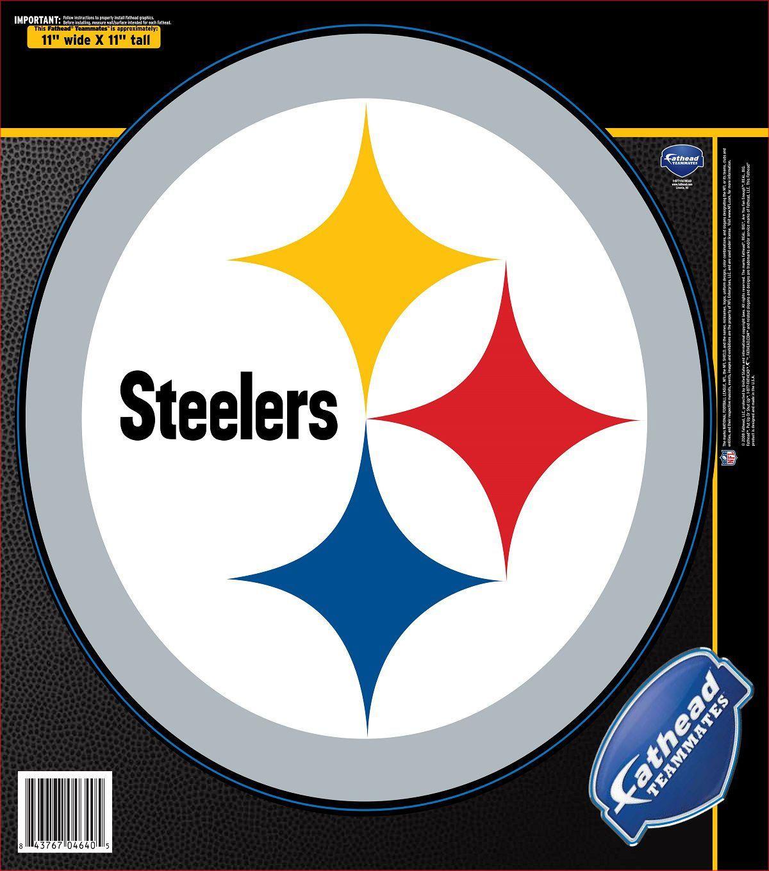 Pittsburgh Steelers NFL Teammate Logo