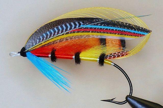 Classic Salmon Flies » Beaconsfield | Salmon flies, Fly ... Classic Atlantic Salmon Fly Patterns