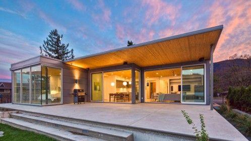 Designer Prefab Homes In Canada And Usa Modern Modular Homes