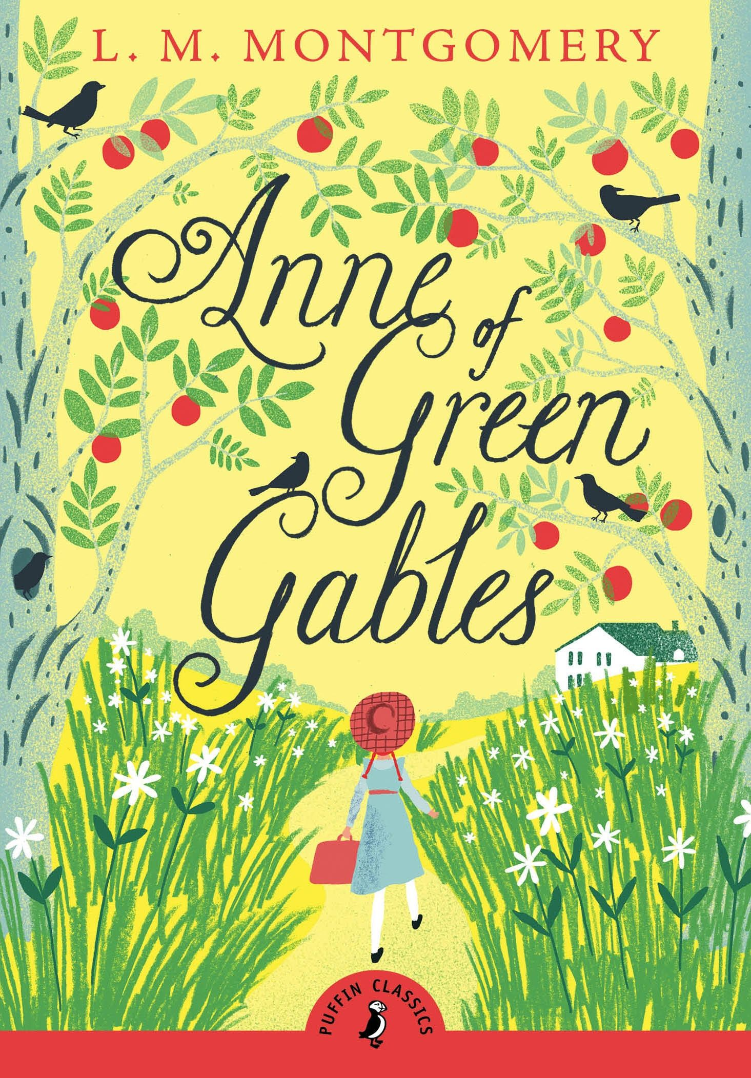 Pin by antonin on book covers pinterest book covers the cuthberts are in for a shock they are expecting an orphan boy to help with the work at green gables but a skinny red haired girl turns up instead fandeluxe Gallery