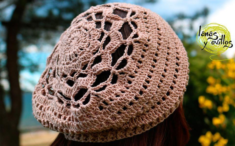 Lujoso Mens Gorrita Tejida Patrón De Crochet Libre Colección de ...