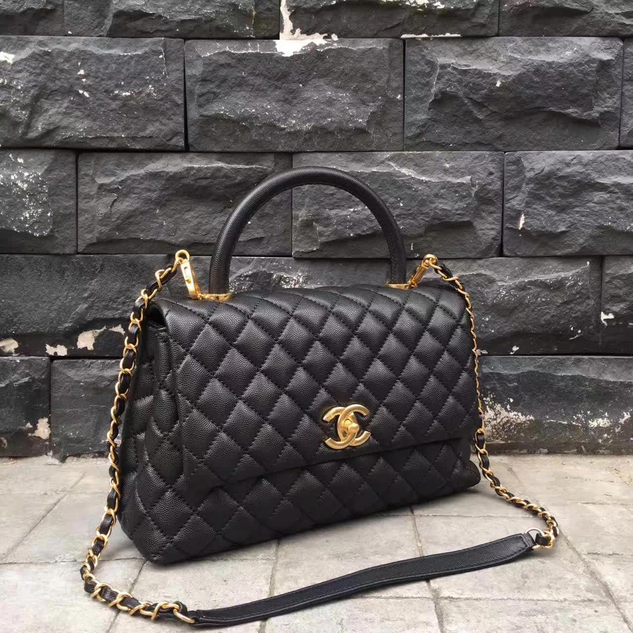 1d0b763af8f20b Chanel Coco Handle Bag – Perfect C Club #Chanelhandbags | Chanel ...