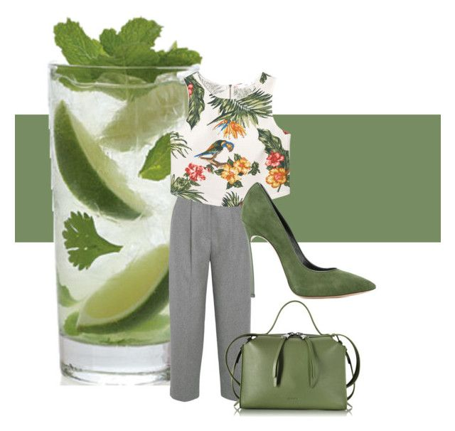"""""""Drinks are on me!"""" by xxmlotionlessxx ❤ liked on Polyvore featuring Acne Studios, MANGO, Casadei and Jil Sander"""