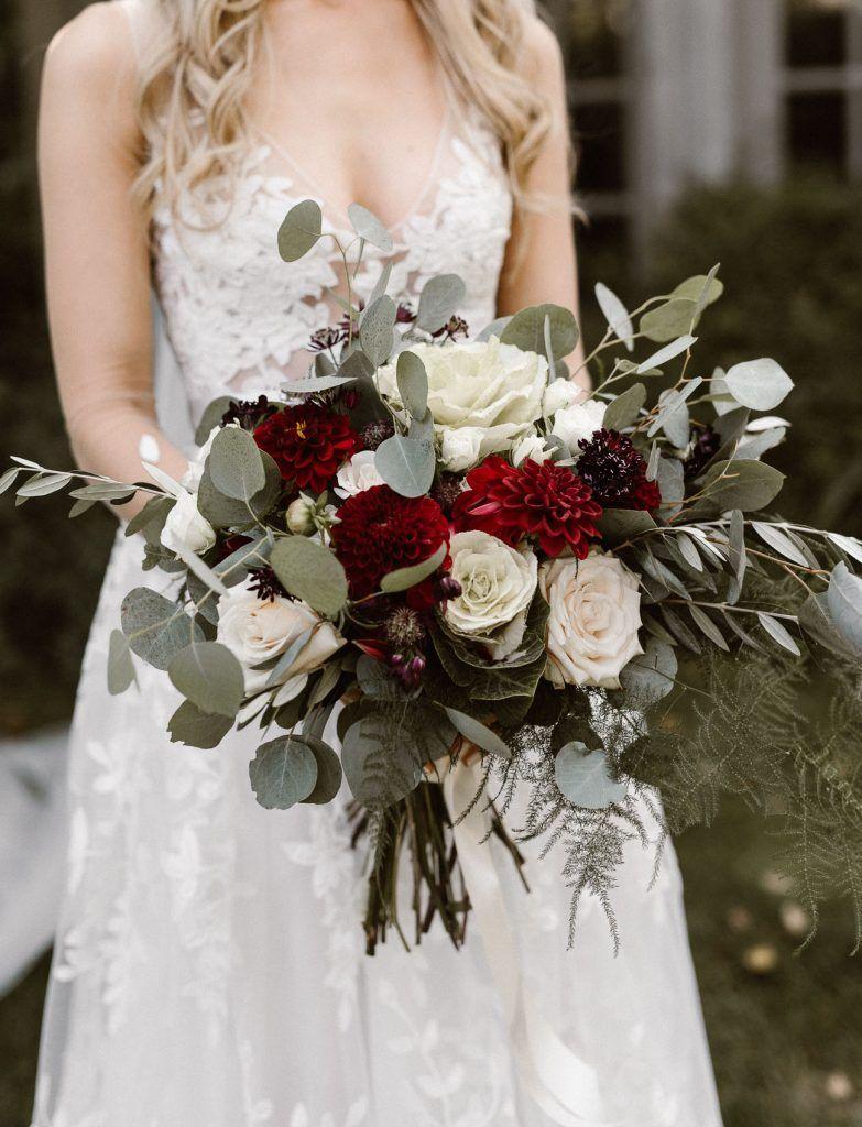 Bardzo Zblizony Bukiet Do Mojego White Rose Bouquet Red Rose Wedding Red Wedding Flowers