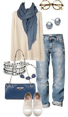 15 Inspirierende, fabelhafte Jeans für die Herbstsaison That Awesome #fallseason