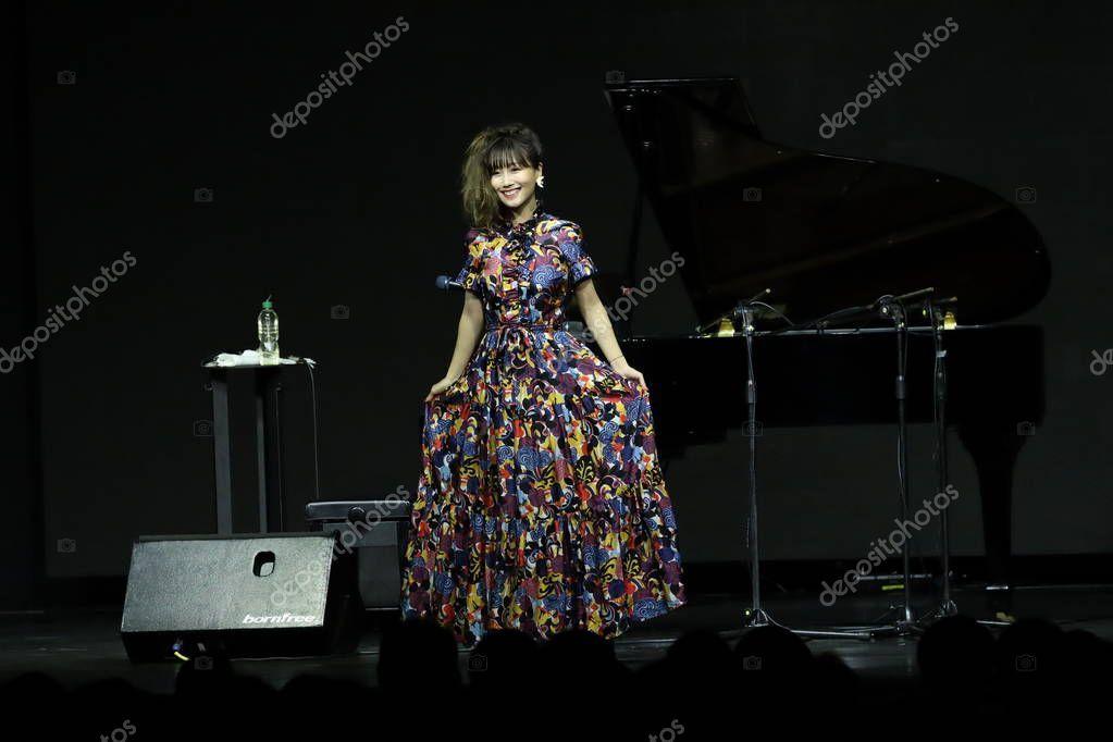 TAIWAN TAIPEI AI OTSUKA AIO PIANO AT ASIA VOL.2 CONCERT - Stock Photo ,