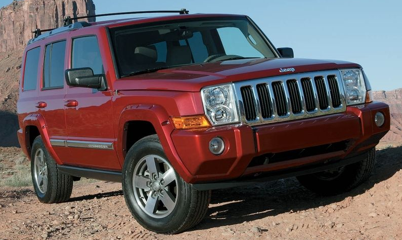 2008 jeep commander owners manual the jeep commander provides more rh pinterest com 2008 Jeep Commander Sport 4x4 2008 Jeep Commander Sport 4x4