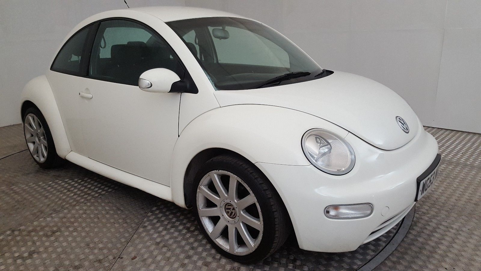 eBay: 2004 VOLKSWAGEN BEETLE TDI WHITE 1.9 DIESEL 5 SPEED MANUAL HATCHBACK # vwbeetle #vwbug #vw